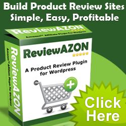 ReviewAZON Pro Plug In For Wordpress discount code